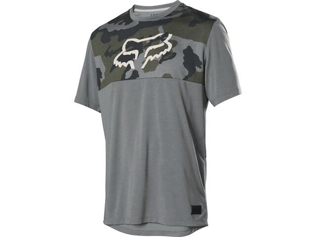 Fox Ranger Dri-Release SS Jersey Men green camo